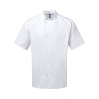 ESSENTIAL CHEFS JACKET Lang eller kort arm