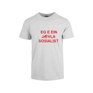 T-skjorte for jævla sosialister
